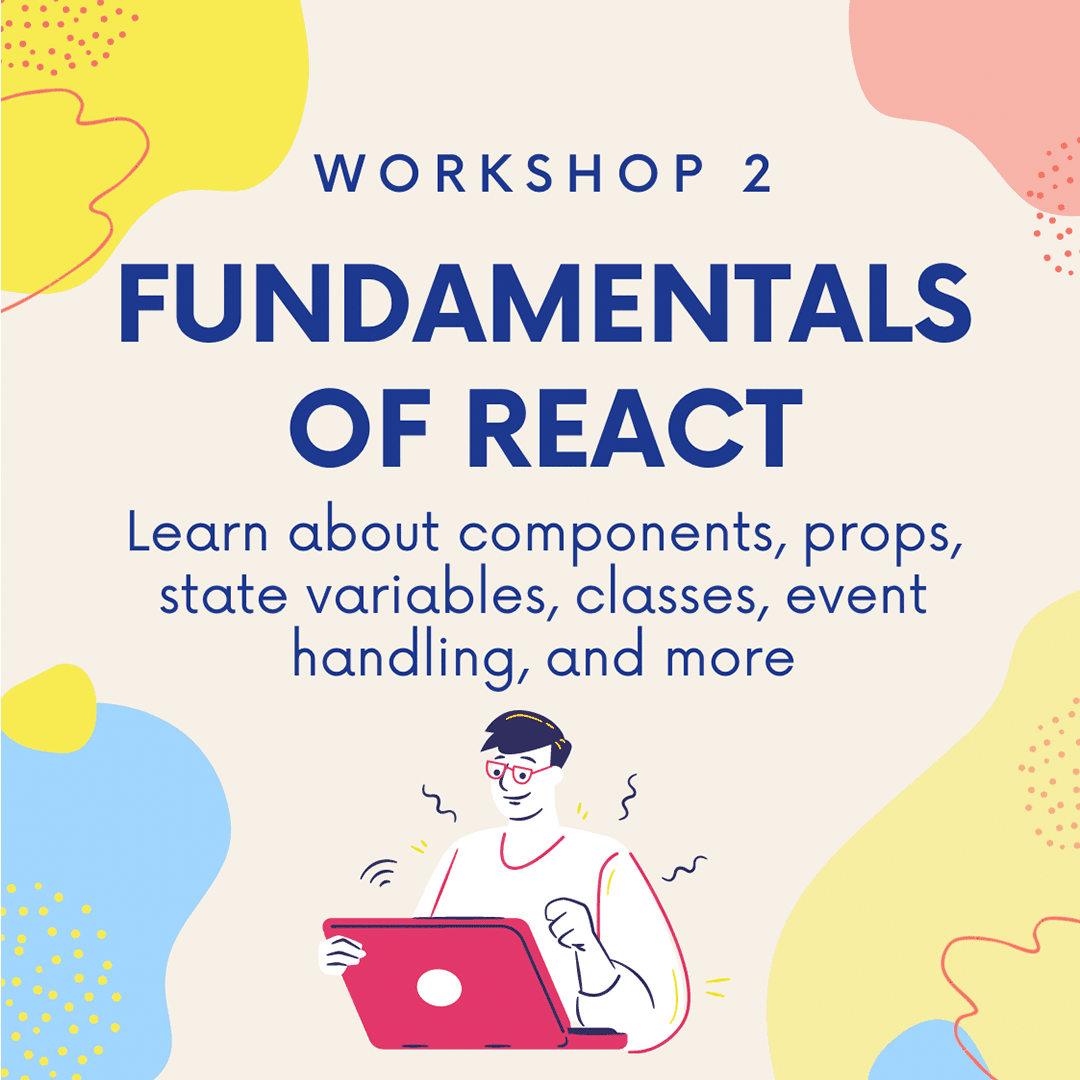 Workshop2: React fundamentals.